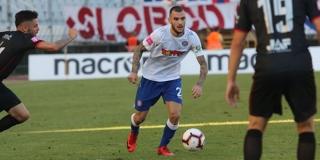 SLUŽBENO: Kalik više nije igrač Hajduka