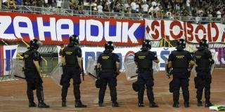 VRIJEĐAO POLICAJCE NA POLJUDU Zbog majice s natpisom '1312' i promila alkohola mora platiti 2.260 kuna