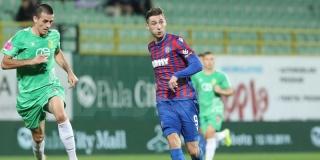 Šibenik želi dovesti na posudbu Hajdukova napadača
