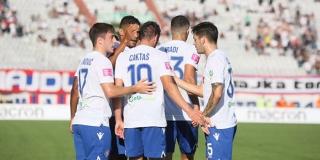 DUPLIN OSVRT: I sreća je ovoga puta igrala za Hajduk
