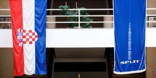 Stožer civilne zaštite Grada Splita: koordinacijski sastanci, dodatno angažiranje Operativnih snaga i pripadnika Crvenog križa i povjerenika CZ