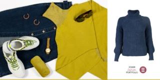 JOKER FASHION PORTFOLIO: Dolčevita - uniforma moćne žene