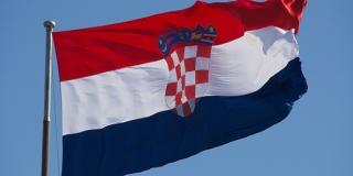 PROSLAVA U KNINU Na tvrđavi podignuta hrvatska zastava