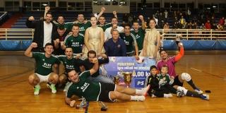 FOTOGALERIJA: Obranili naslov i osvojili nagradu od 50.000 kuna!