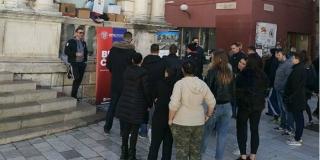 Akcija učlanjivanja DPH Zadar ove subote na Narodnom trgu