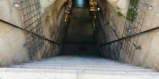 Najopasnije stepenice u Splitu ušle u proceduru protuklizne obrade