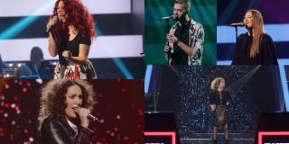 Petra Perišić, Ružica Čović, Mija Mihanović, Ivo Kralj i Petra Roško idu u iduću fazu 'The Voicea'