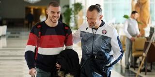 Mujakić stigao u Belek