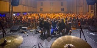 NOĆNI PROGRAM Obožavatelji Metallice i Iron Maidena došli na svoje u Spaladium Backstageu