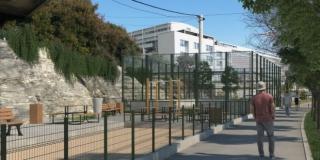Izrađena projektna dokumentacija za sportsko-rekreacijsku zonu 'Krstarica'