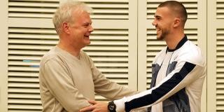 VIDEO Nihad Mujakić: Nadam se da ću opravdati očekivanja trenera i navijača