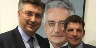 PLJUŠTE PORUKE PODRŠKE Tafra: Andrej Plenković jedini je predsjednik HDZ-a koji provodi Tuđmanovu politiku