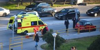 Automobilom oborio dva pješaka kod OŠ Lučac, hitno prevezeni u splitsku bolnicu
