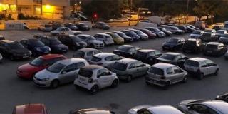 UVIJEK ISTA PRIČA Ponovno zarobilo aute na Kampusu