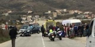 Sudar motocikla i osobnog automobila kod TTTS-a