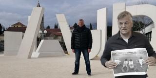 ZA SVA VRIMENA: Ivan Gudelj osigurao svoje ime za vječnost u Tematskom parku na Poljudu