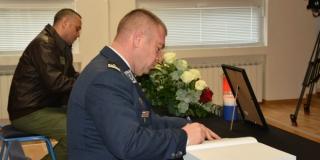 Knjige žalosti za poginule pilote u Zemuniku, pročitajte kako se od njih oprostio zapovjednik HRZ-a