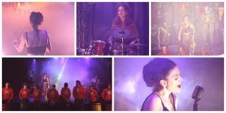 HOT SHOTS I MARINA FERNANDEZ Sutra u Kocki premijera spota za brazilsku pjesmu 'Mas que nada'