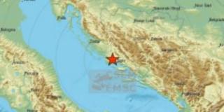 Blaži potres zatresao zaleđe Trogira