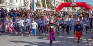 UTRKA HUMANITARNOG KARAKTERA: Prijavite djecu na 'dm dječje milje'