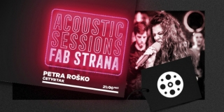 FABRIQUE After work acoustic druženje s Petrom Roško
