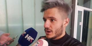 Kristijan Lovrić o budućnosti u Hajduku: 'Vidjet ćemo, sve su mogućnosti otvorene'
