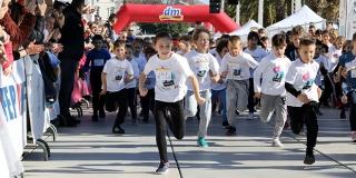 20. SPLIT MARATON Čak 450 djece na utrci dm dječje milje