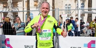 Andro Krstulović Opara: Bravo za sve današnje maratonce i polumaratonce, organizatore, volontere i građane!
