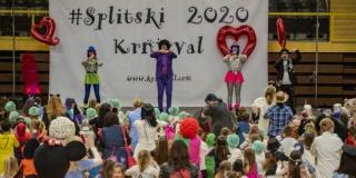 Za najmlađe održan Krnjeval vrtića u dvorani Gripe