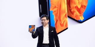 FOTOGALERIJA Huawei predstavio Mate Xs: 'Riječ je o trenutno najbržem 5G pametnom telefonu u svojoj klasi'