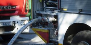 DALMATINSKA ZAGORA: Grmljavina izazvala niz požara, ljudi i imovina nisu ugroženi