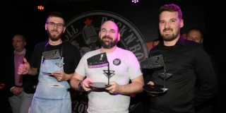 BARAKA MIXOLOGY CONTEST Toni Budimir, Nikola Rojnica i Josip Ružić pripremili najbolje koktele