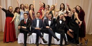FOTOGALERIJA: Maturalna zabava Glazbene škole Josipa Hatzea