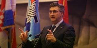 Plenković objavio nositelje lista, Vili Beroš vodi HDZ u X. izbornoj jedinici