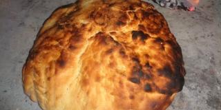 DALMATINSKA KUŽINA Domaći kruh i pandeluša