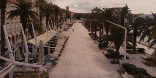 BRAVO, SPLITE Centar grada je totalno pust, pogledajte video