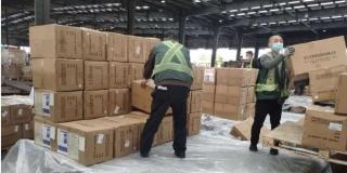 Stiže medicinska oprema iz Šangaja