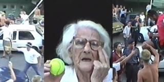 SPLIT JE GORIO, A ISPRID BONE JE INTERVENIRALA I POLICIJA Ovu snimku lude proslave Ivaniševićevog osvajanja Wimbledona još niste pogledali!