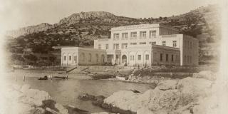 STARA SPLITSKA KUPALIŠTA Početkom 20. stoljeća na Mejama je podignut najbolji pansion u Dalmaciji