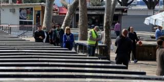 FOTOGALERIJA Pogledajte kako je danas bilo na Peškariji i Pazaru