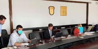 VIDEO: NIKAD KRAĆA Održana virtualna sjednica Gradskog vijeća