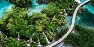 TJEDAN ODMORA VRIJEDAN Nacionalni parkovi snizili cijene, Hrvati pohitali u prirodu