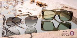 JOKER FASHION PORTFOLIO: Osvježite ljetni look novim sunčanim naočalama