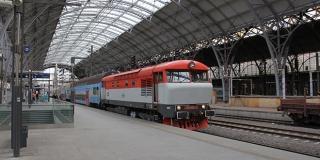 Češka željeznička tvrtka pokreće noćnu liniju vlakova do Hrvatske