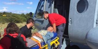Pronađen nestali 77-godišnjak na Šolti, prevezen je u KBC Split