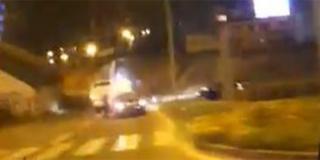 DETALJI TRAGEDIJE NA IZLAZU IZ GRADA Poginuo 34-godišnji vozač motocikla, policija traži očevice