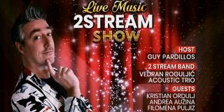 SPLIT STREAM: Večeras poslušajte Kristijana Ordulja, Filomenu Puljiz i Andreu Aužinu
