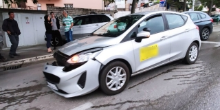 SUDAR U VELEBITSKOJ Vozilo autoškole udarilo u drugi automobil, pogledajte video