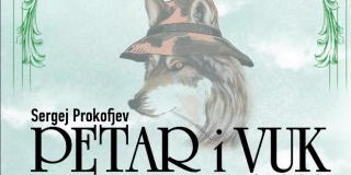 Simfonijska bajka Petar i vuk