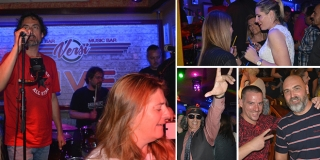 FOTOGALERIJA Ljubitelji uživo glazbe u splitskim kafićima napokon došli na svoje!